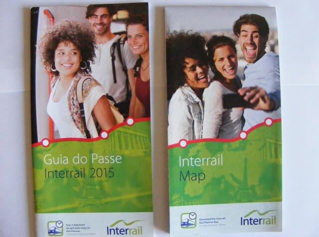 Guia e Mapa InterRail Mundo Indefinido