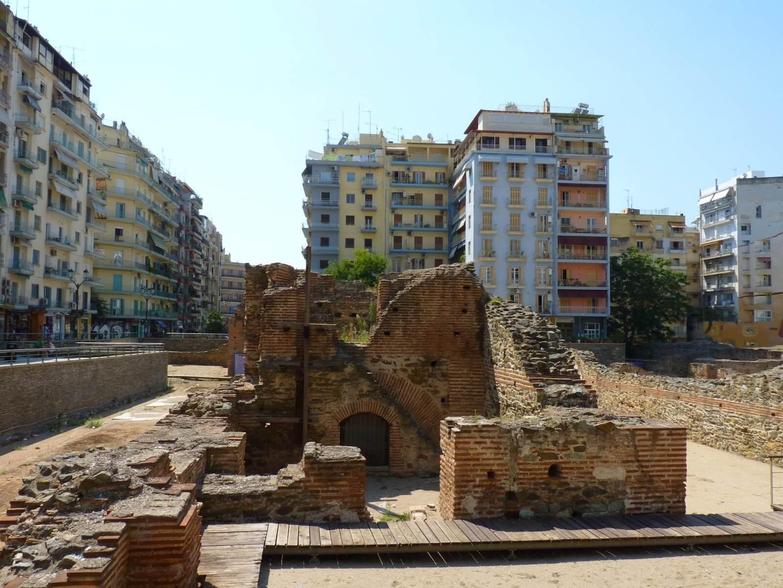 Salónica Grécia 03 Mundo Indefinido
