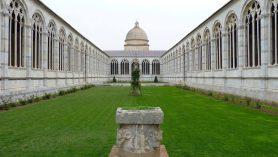 Camposanto Pisa Itália Mundo Indefinido