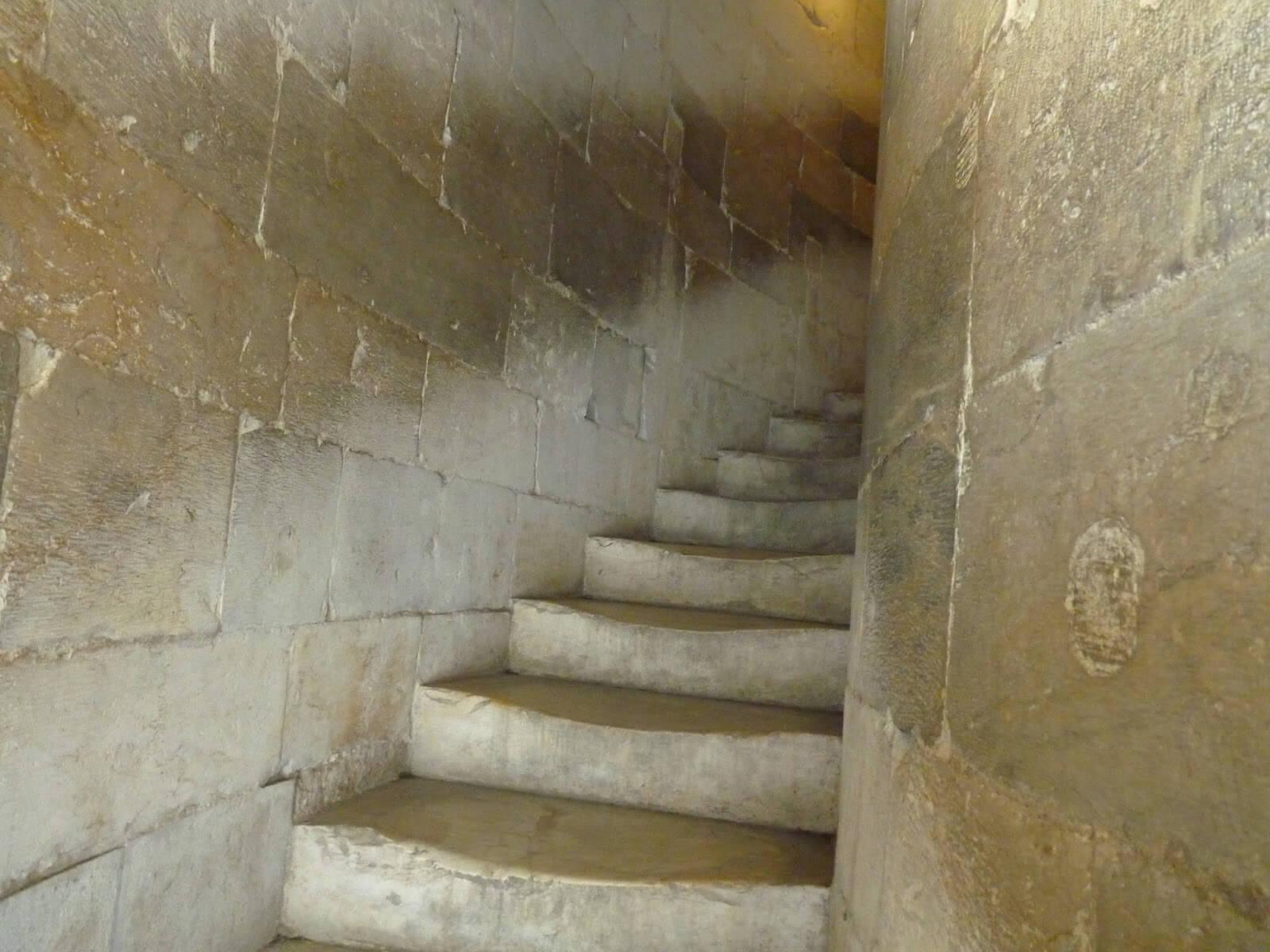 Torre de Pisa Escadas Itália Mundo Indefinido