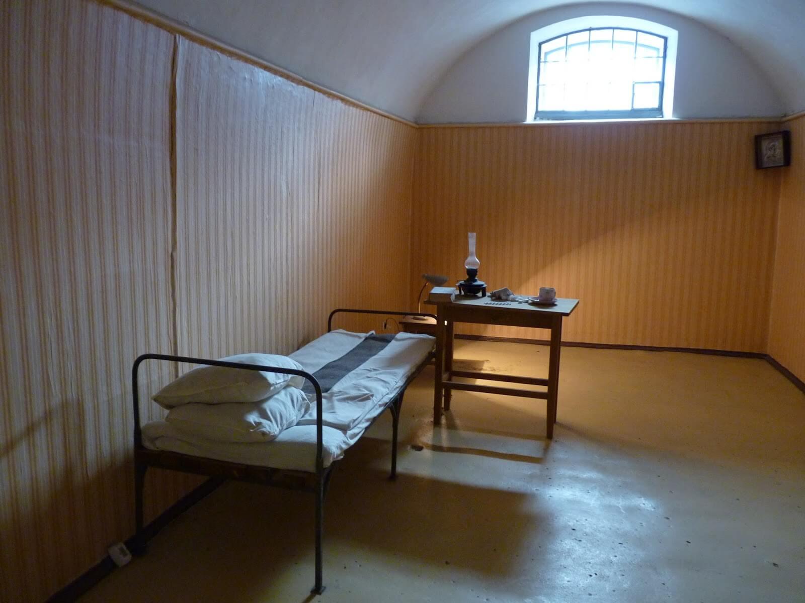 Prisão 01 Fortaleza de São Pedro e São Paulo São Petersburgo Rússia Mundo Indefinido