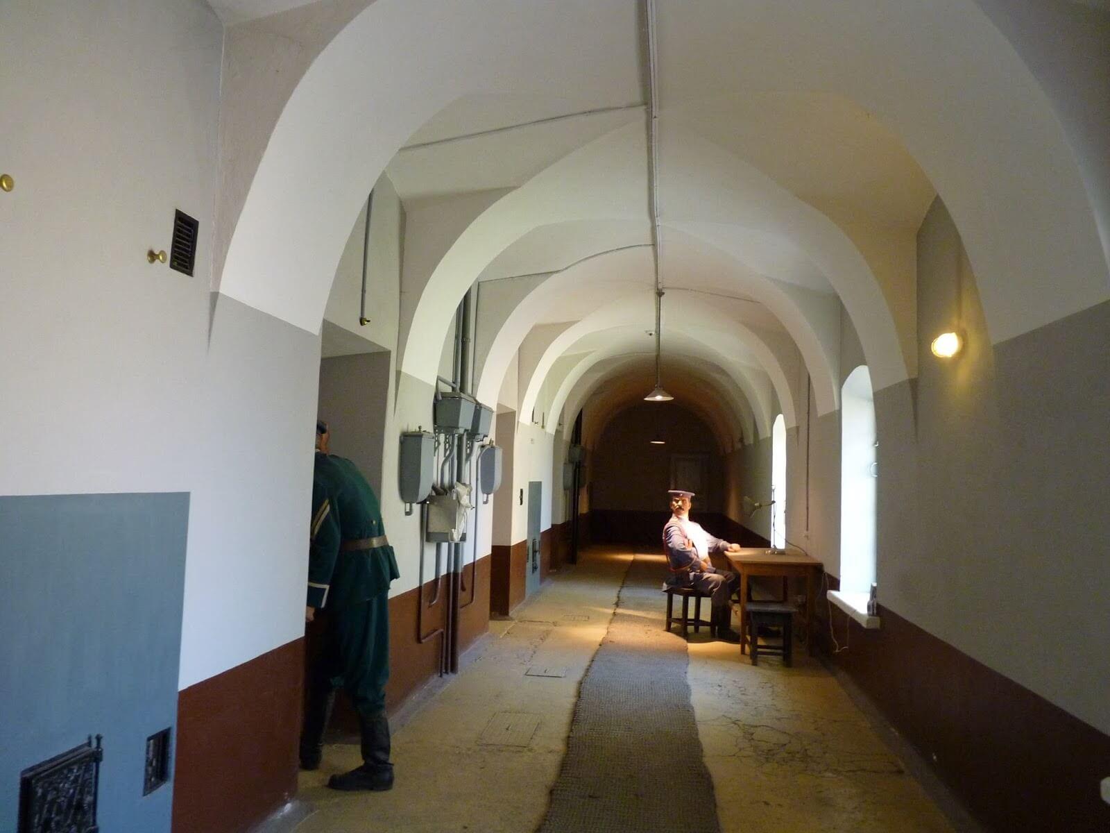 Prisão 02 Fortaleza de São Pedro e São Paulo São Petersburgo Rússia Mundo Indefinido
