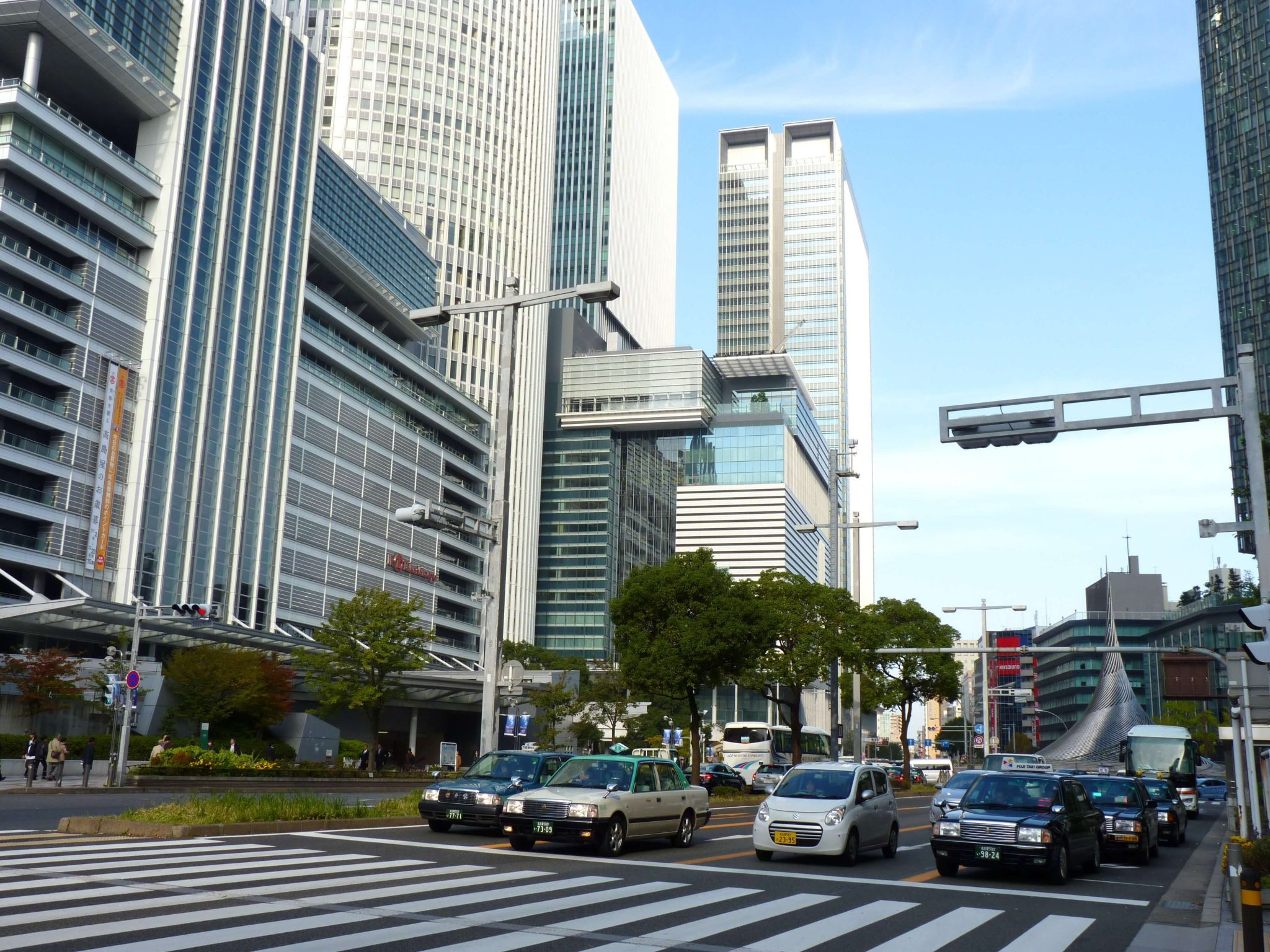 Nagoya estrada Japão Mundo Indefinido
