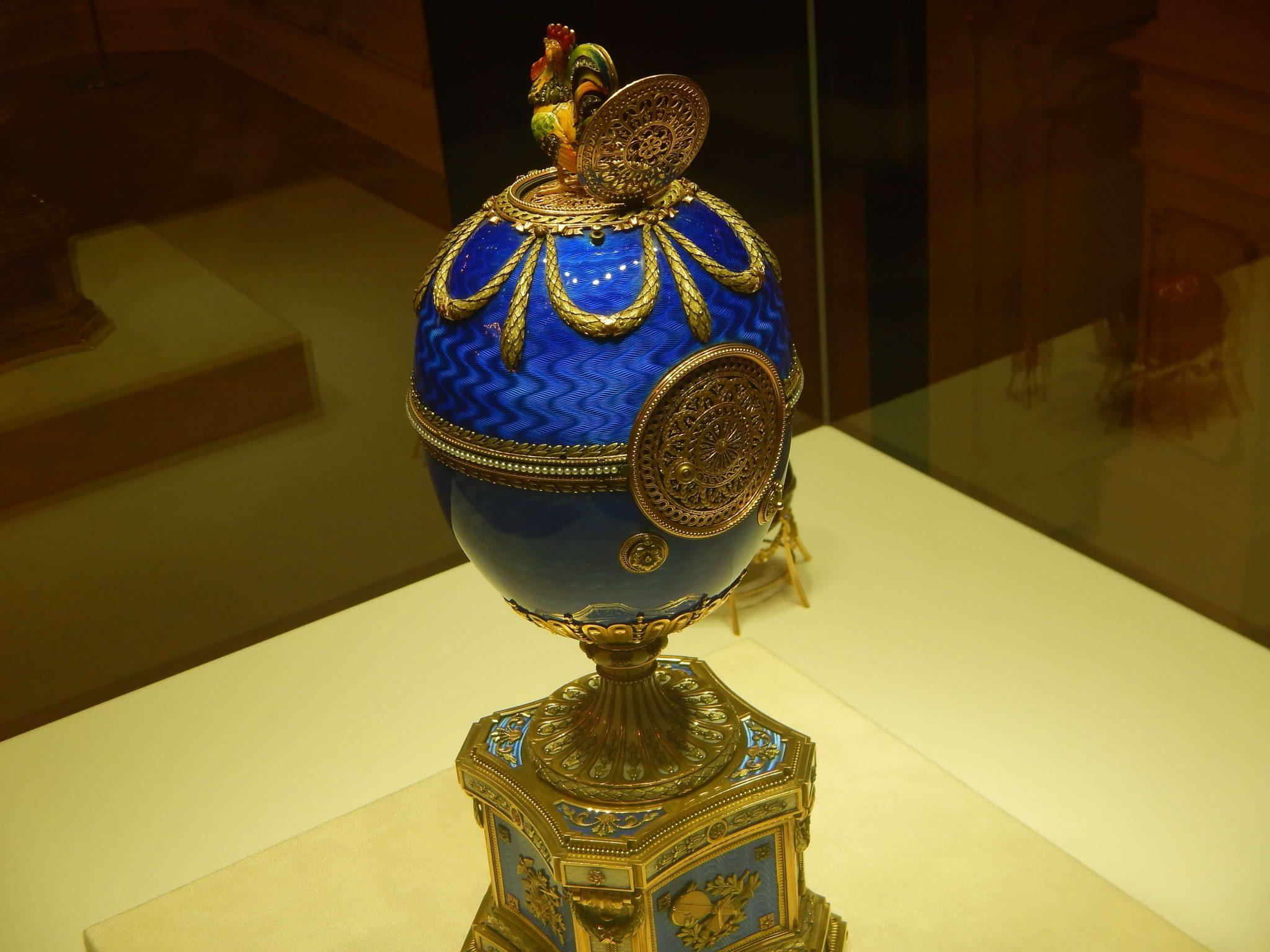 Museu Fabergé ovo 01 São Petersburgo Rússia Mundo Indefinido