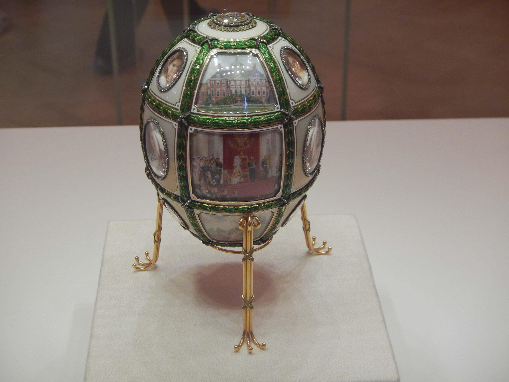 Museu Fabergé ovo 02 São Petersburgo Rússia Mundo Indefinido