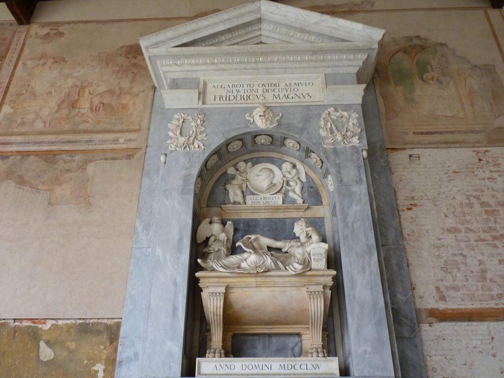 Camposanto Campas Pisa Itália 02 Mundo Indefinido