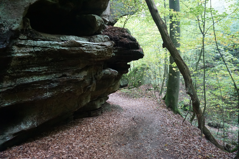 Rochas do Trilho de Mullerthal, no Luxemburgo 02