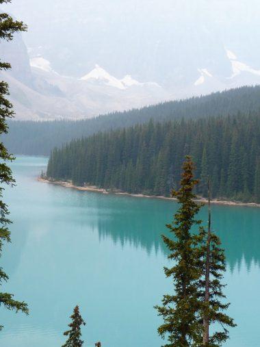 Moraine Lake Banff Canadá 04 Mundo Indefinido