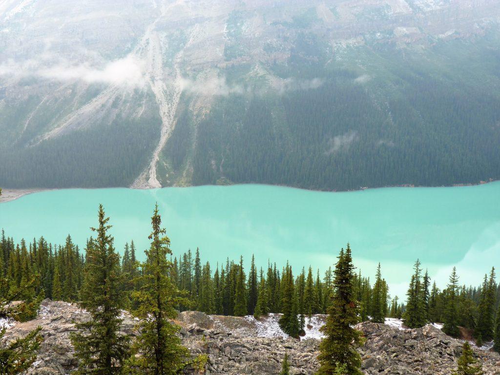 Peyto Lake Banff Alberta Canadá 04 Mundo Indefinido