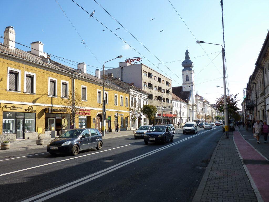 Cluj-Napoca Roménia 01 Mundo Indefinido