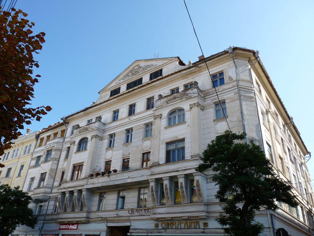Cluj-Napoca Roménia 09 Mundo Indefinido