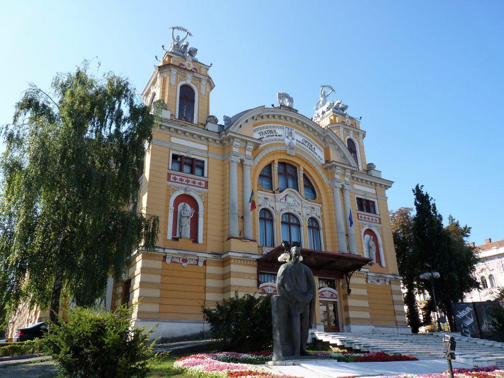 Cluj-Napoca Roménia 14 Mundo Indefinido