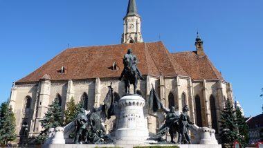 Cluj-Napoca Roménia Mundo Indefinido