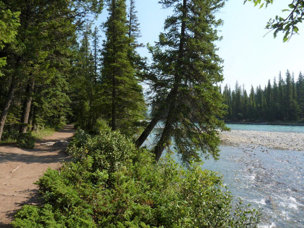 Hoodoos Trail 04 Banff Canadá