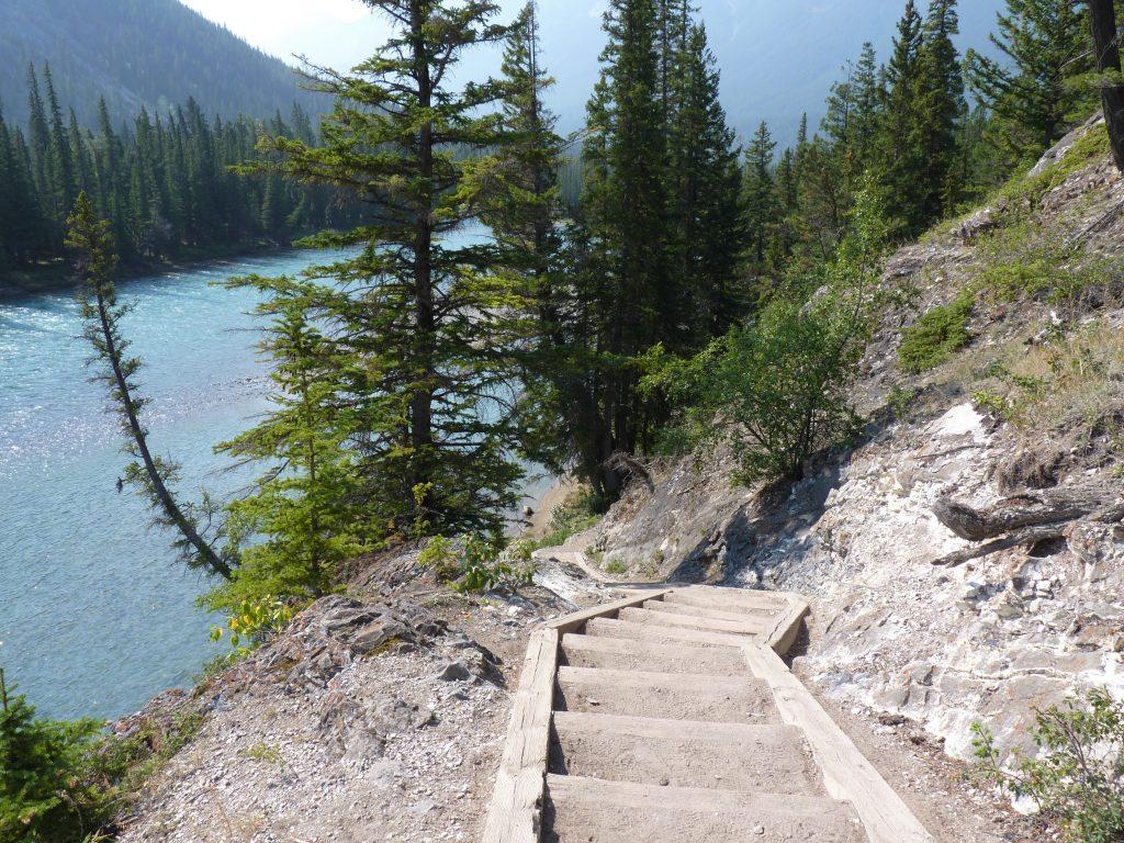 Hoodoos Trail 07 Banff Canadá