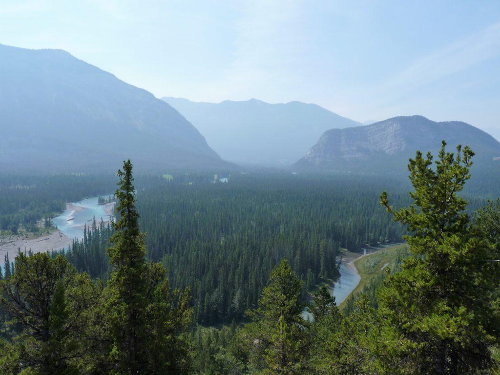 Hoodoos Trail 08 Banff Canadá