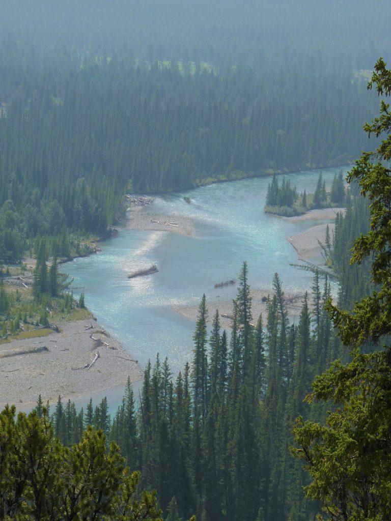 Hoodoos Trail 10 Banff Canadá