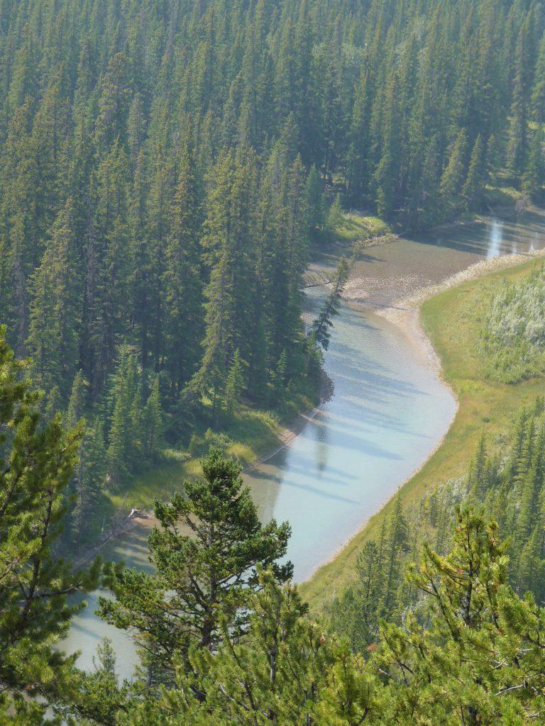Hoodoos Trail 11 Banff Canadá