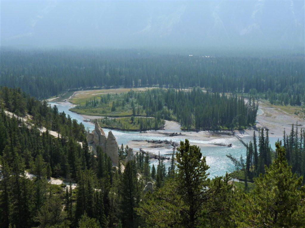 Hoodoos Trail 12 Banff Canadá