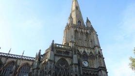 St Mary Redcliff Bristol Inglaterra