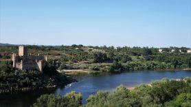 Castelo de Almourol Portugal Mundo Indefinido